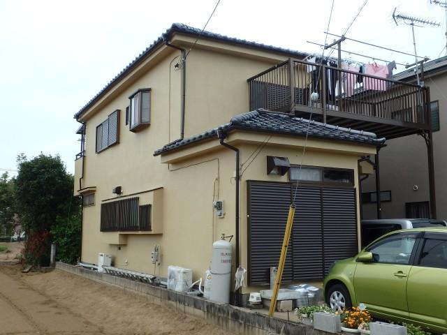 埼玉県東松山市 外壁塗装・波板交換・雨漏止水処理・その他アフター写真