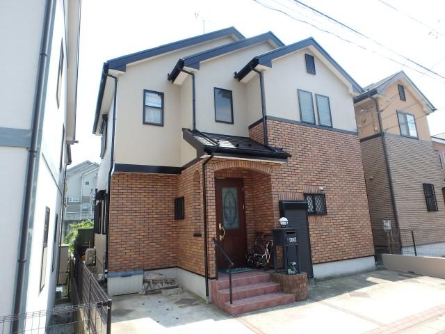 千葉県松戸市 外壁塗装・屋根塗装アフター写真