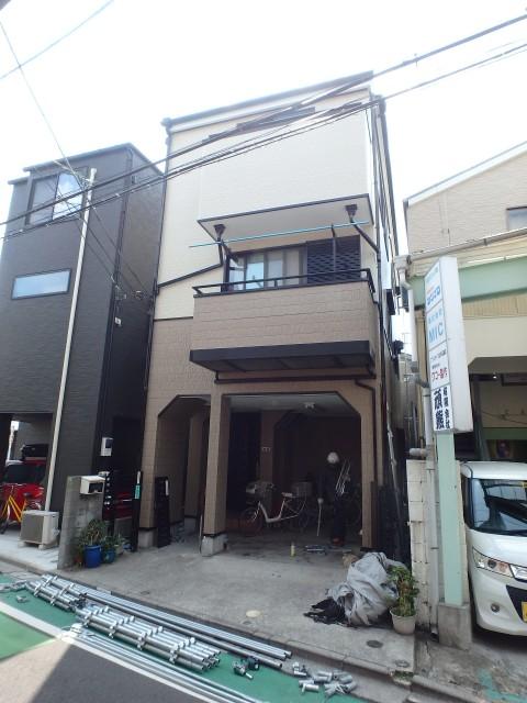 東京都荒川区 外壁塗装・屋根塗装・シーリング工事アフター写真