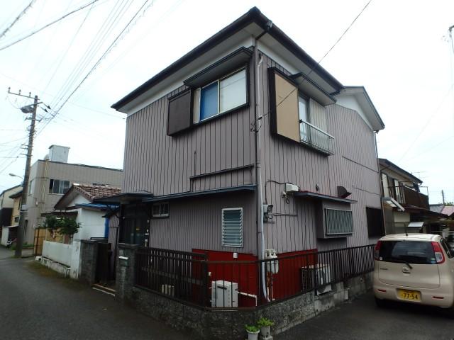 千葉県船橋市 外壁塗装・大工工事ビフォア写真