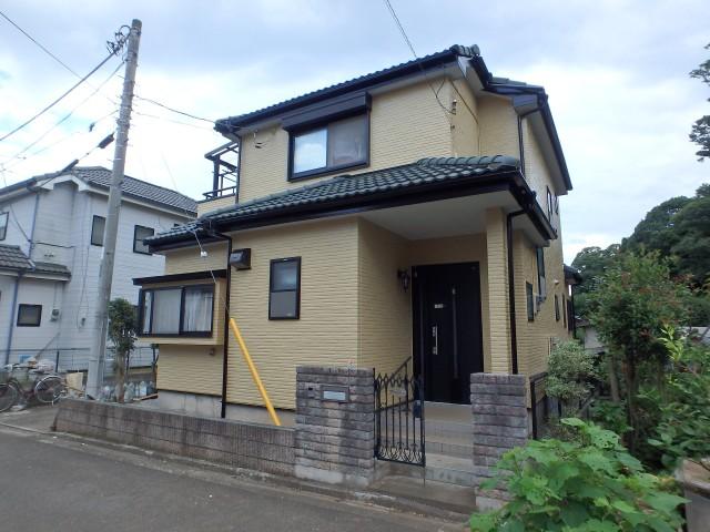 埼玉県狭山市 外壁塗装・シーリング工事アフター写真