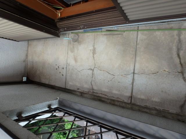 埼玉県所沢市 外壁塗装・屋根塗装・防水工事ビフォア写真