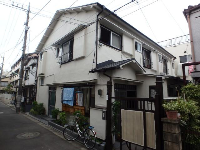 東京都大田区 外壁塗装アフター写真
