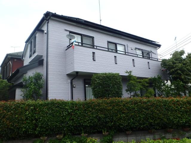 東京都八王子市 外壁塗装・屋根塗装アフター写真