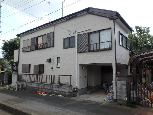 埼玉県上尾市 外壁塗装・屋根塗装・シーリング工事アフター写真