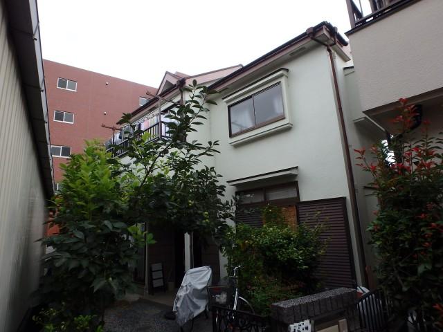 埼玉県川越市 外壁塗装・屋根塗装ビフォア写真