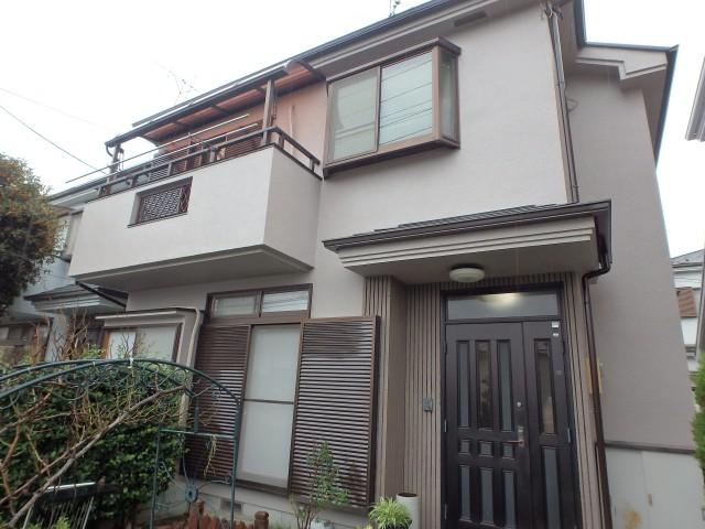 埼玉県所沢市 外壁塗装・屋根塗装・防水工事アフター写真
