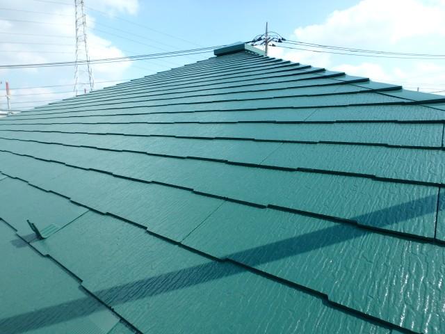 埼玉県狭山市 外壁塗装・屋根塗装・シーリング工事アフター写真