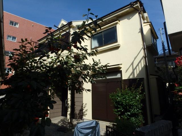 埼玉県川越市 外壁塗装・屋根塗装アフター写真