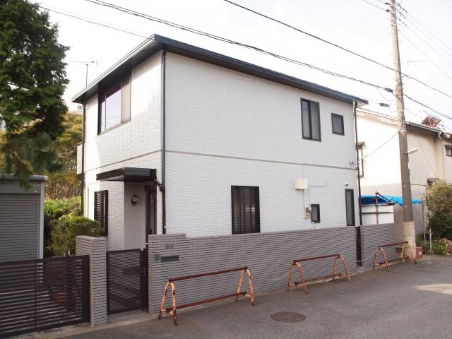 神奈川県横須賀市 外壁塗装・屋根塗装アフター写真