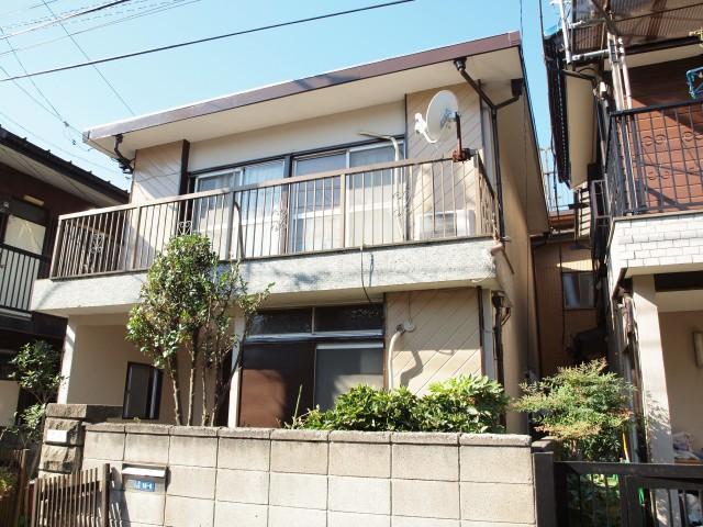 埼玉県朝霞市 外壁塗装・付帯工事アフター写真