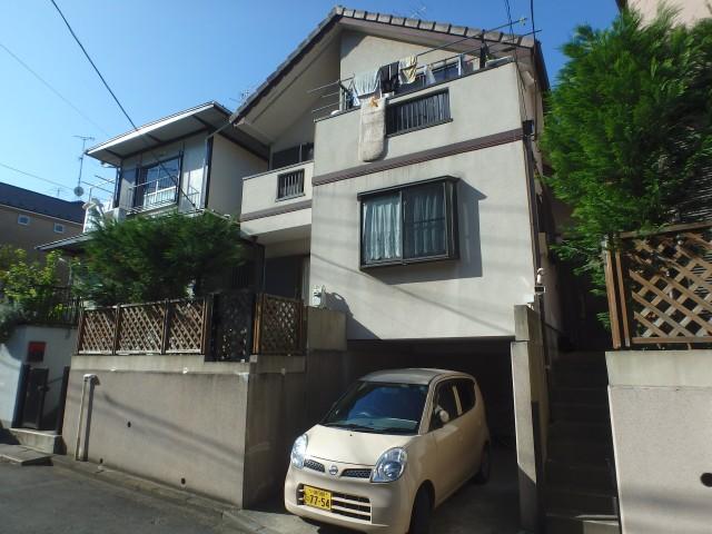神奈川県横浜市神奈川区 外壁塗装・屋根塗装ビフォア写真