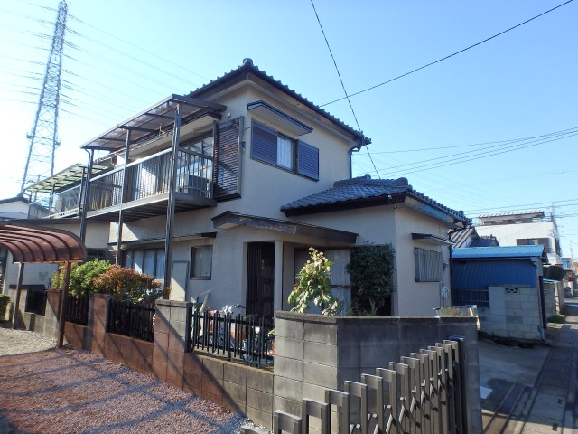 埼玉県鴻巣市 外壁塗装・波板交換アフター写真