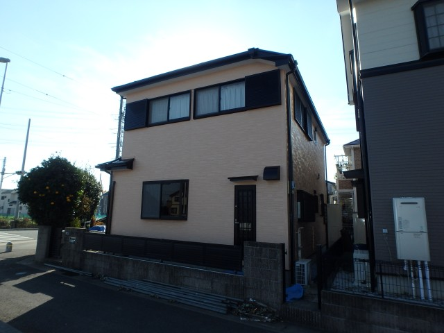 埼玉県桶川市 外壁塗装・屋根塗装・シーリング工事アフター写真