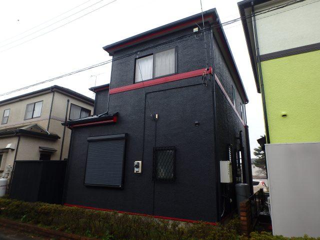 埼玉県加須市 外壁塗装・屋根塗装アフター写真