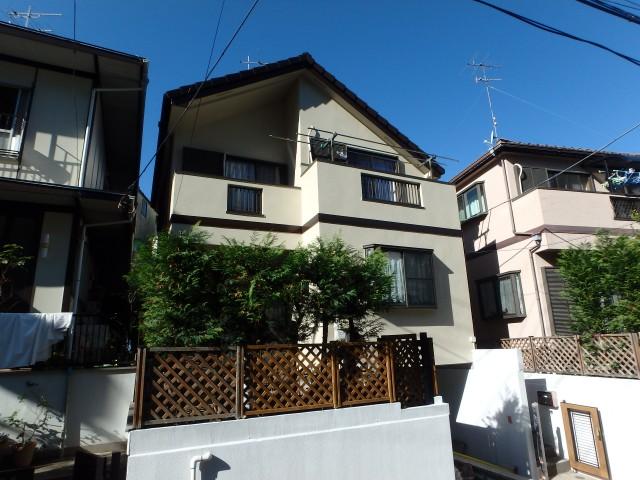 神奈川県横浜市神奈川区 外壁塗装・屋根塗装アフター写真