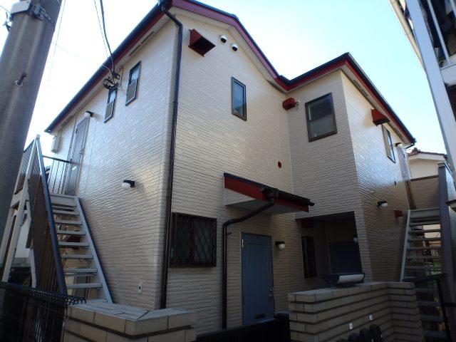 東京都大田区 外壁塗装・屋根塗装・シーリング工事